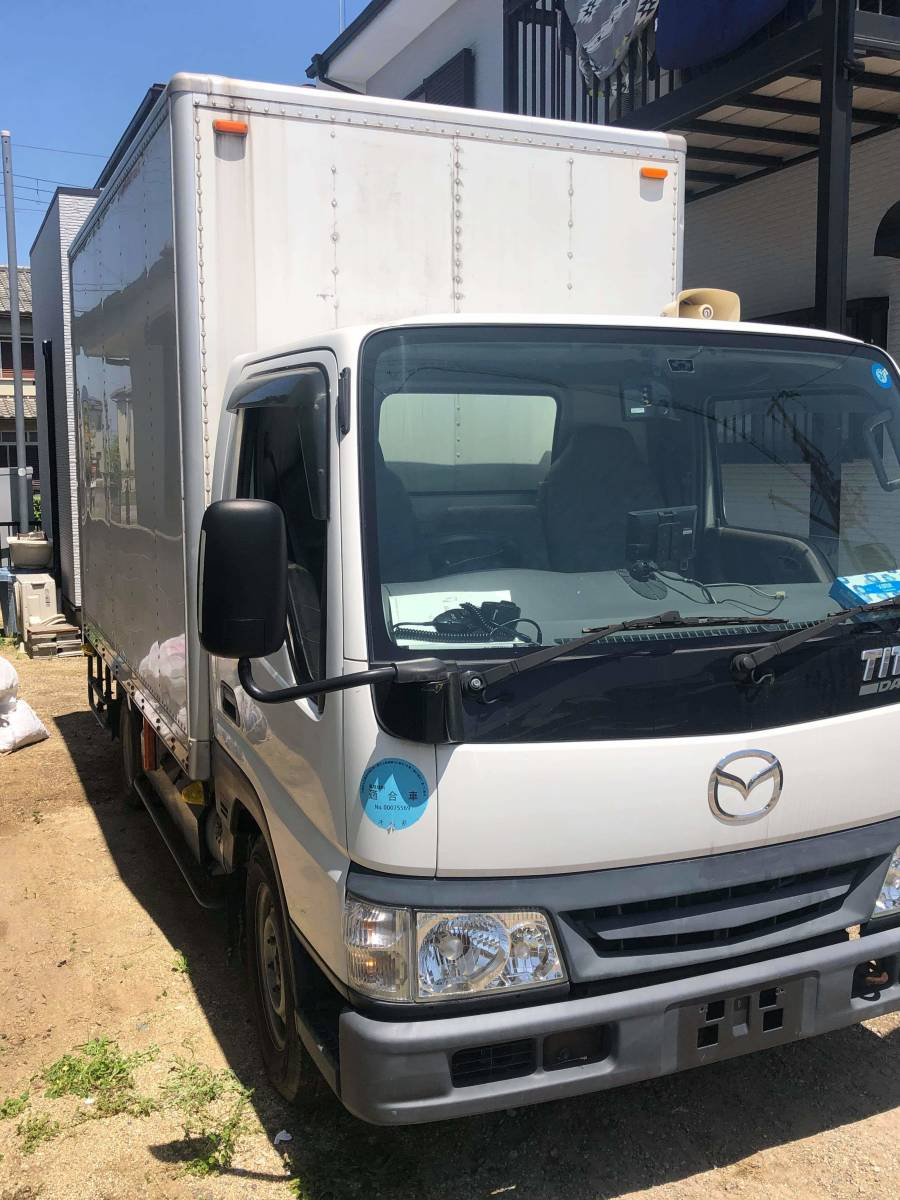 「M A Z D A (マツダ) T I T A N (タイタン)SYE6T-215480/AT/82,000km」の画像3