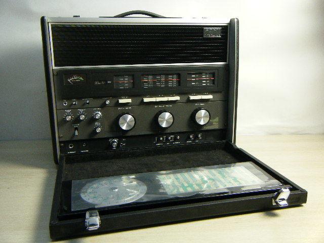 1ふ2★美品 名機 SONY ソニー WORLD ZONE ワールドゾーン23 23バンドラジオ CRF-230B BCL ラジオの王様 希少 未チェック品