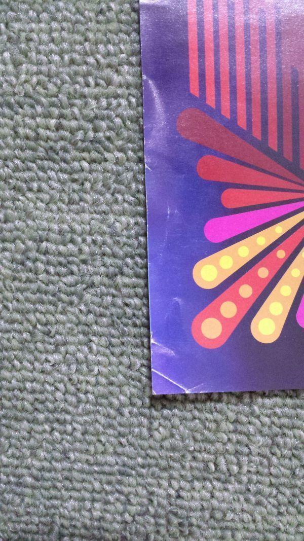 【非売品】★送料無料★ポスター サクラ大戦 豪華絢爛 ドラマCD 怪盗・紅蜥蜴~マスカレイド~