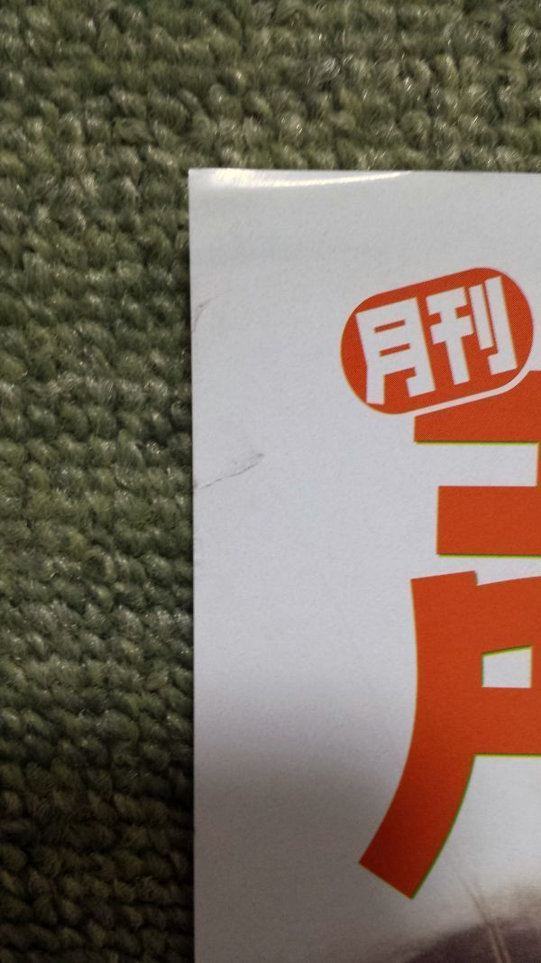【非売品】★送料無料★ポスター 椎名へきる 声優グランプリ 2001年3月号