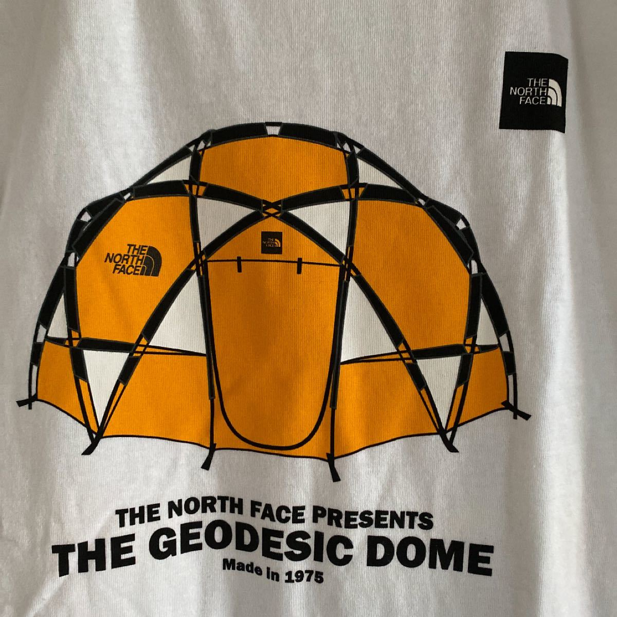 THE NORTH  FACE 半袖Tシャツ 新品タグ付