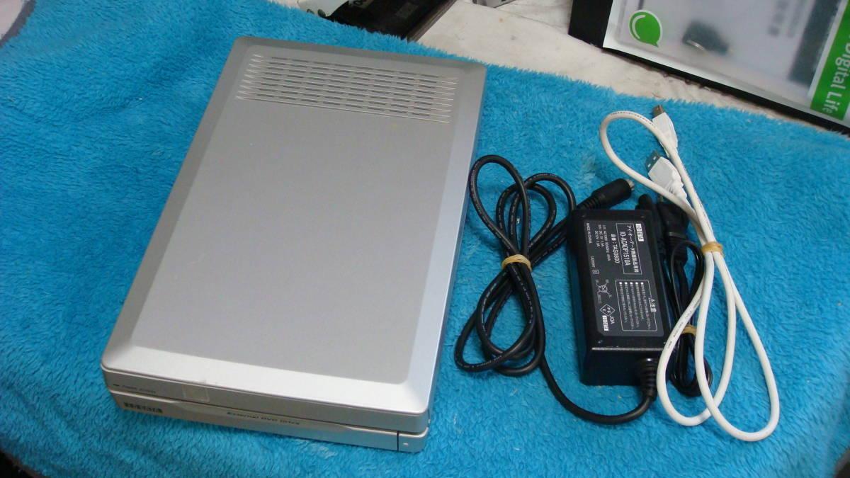 I-O DATA USB2.0接続 ポータブルDVDドライブ DVR-UN18GS 送料無料