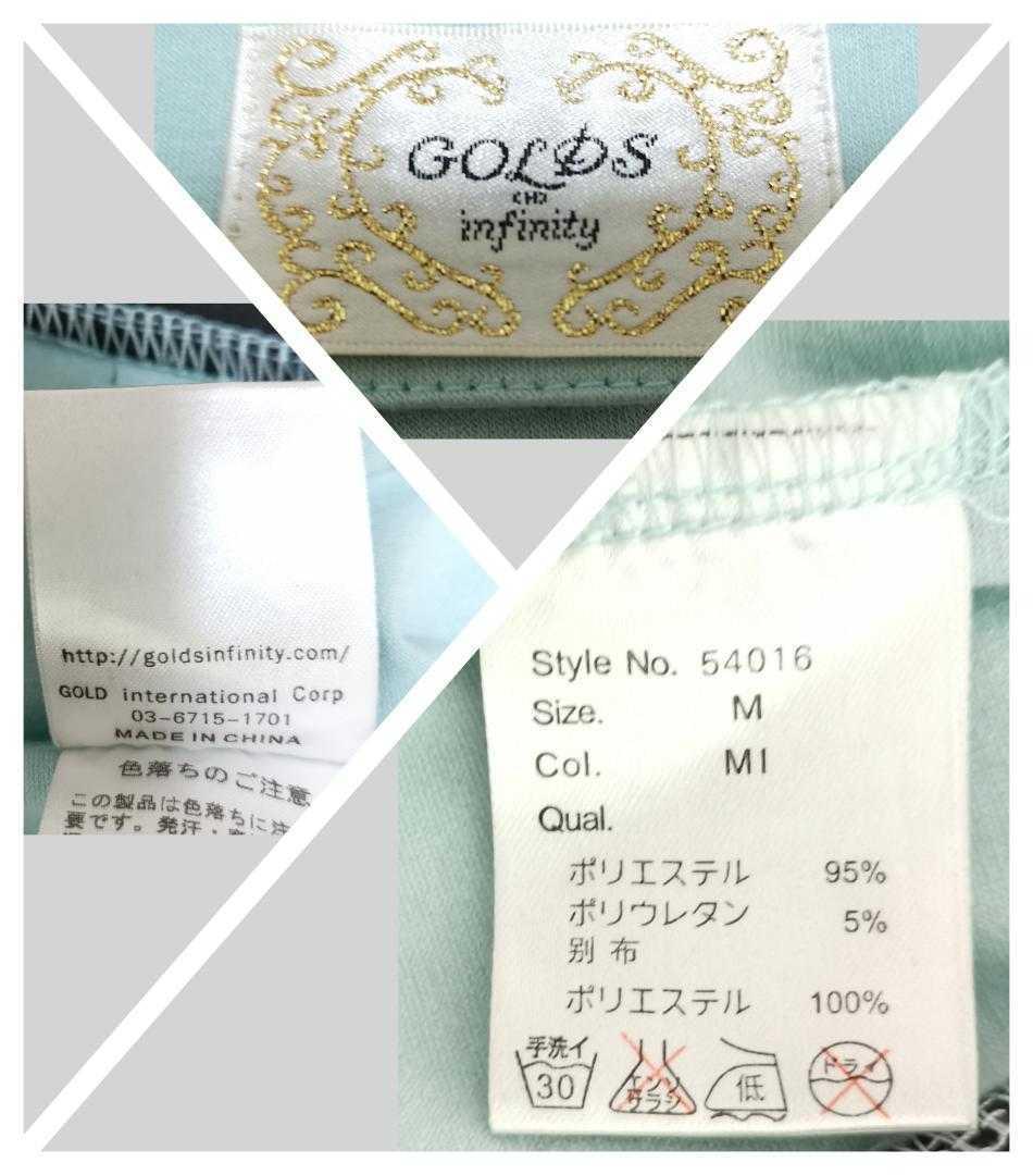 #レディース(トップス)【GOLDS infinity】★ゴールズインフィニティー★カットソー★表記サイズ(M)★送料無料★L-15