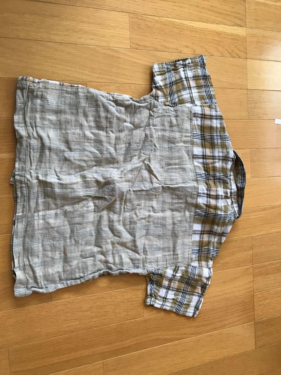 半袖シャツ コムサイズム サイズ140 子供服