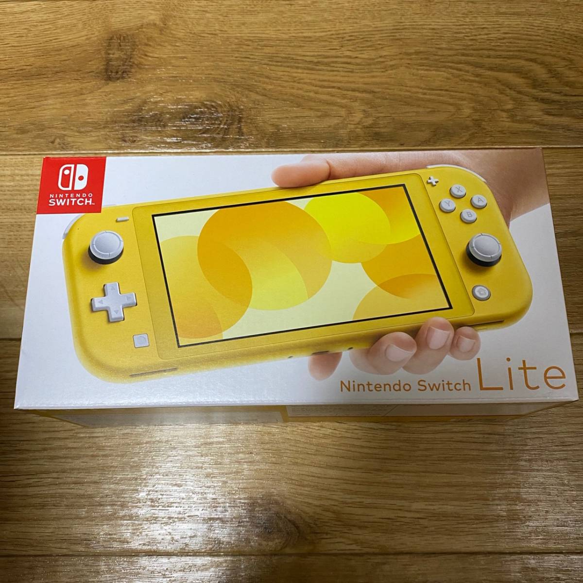 [送料無料]Nintendo Switch lite Yellow / ニンテンドー スイッチ ライト イエロー[即日発送]