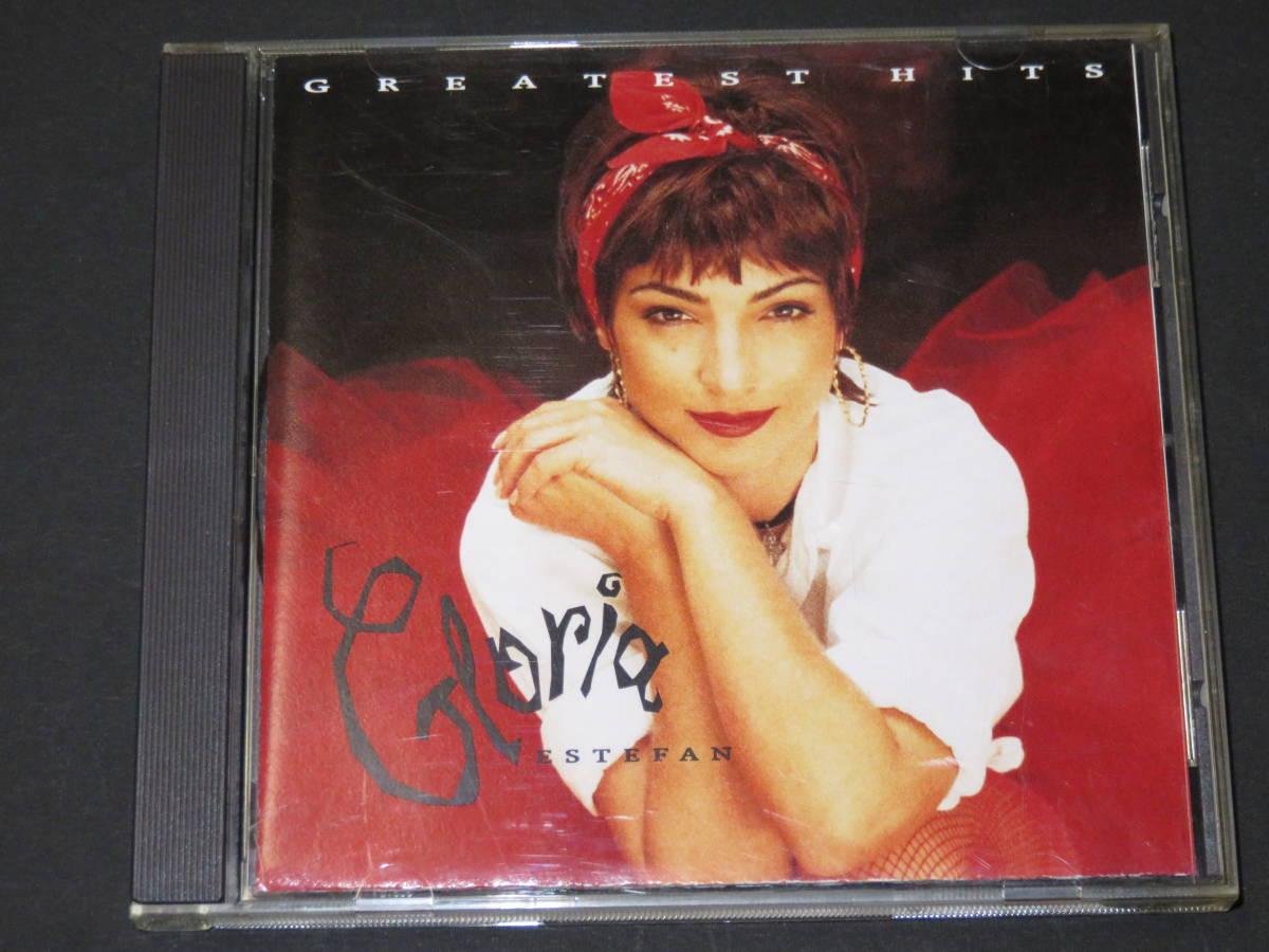 ◆Gloria M. Estefan◆ Greatest Hits グロリア・エステファン 輸入盤 グレイテストヒッツ CD