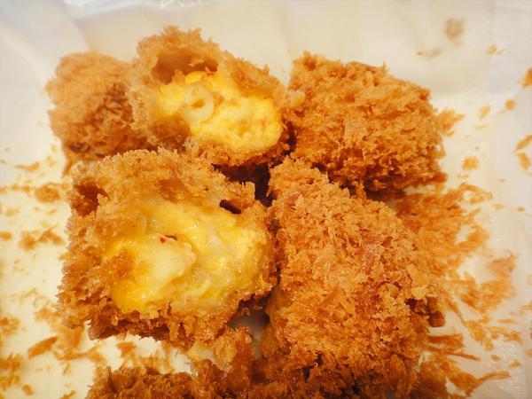 【即決】 かきクリーミーコロッケ 80g×6個×8パック コロッケ かき カキ 牡蠣 クリームコロッケ 冷凍食品 【水産フーズ】_イメージ写真となります