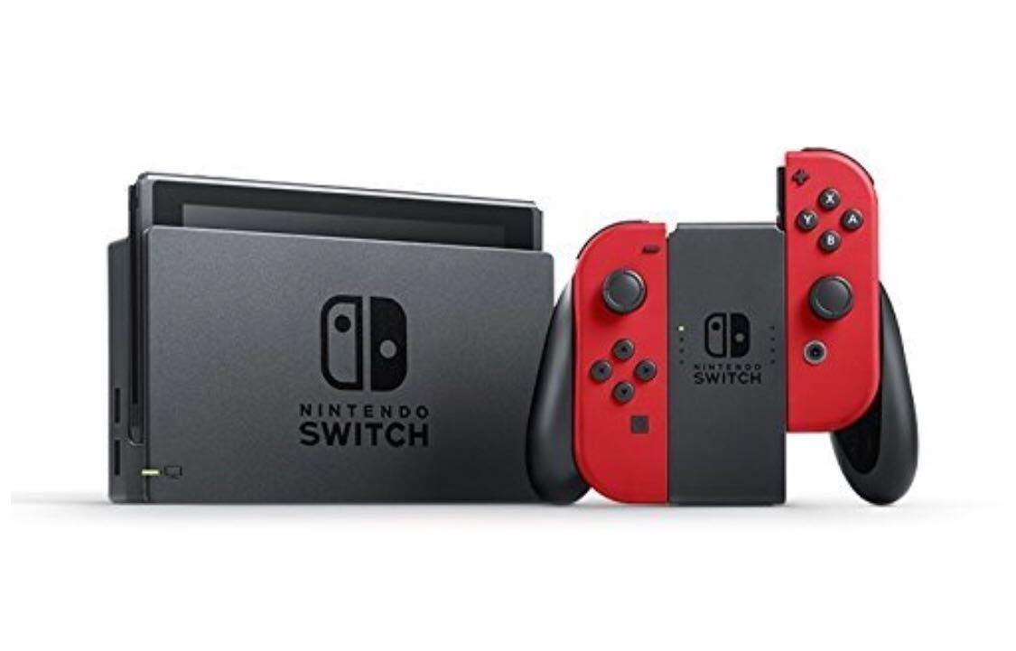 【送料無料】Nintendo Switch スーパーマリオ オデッセイ セット ODYSSEY SET 限定 本体同梱版 ニンテンドースイッチ本体 任天堂 ソフト無