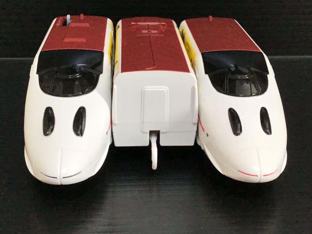 プラレール 車両 大量 新動力モーター JR九州 ワクワクトリップ ミッキー つばめ_画像3
