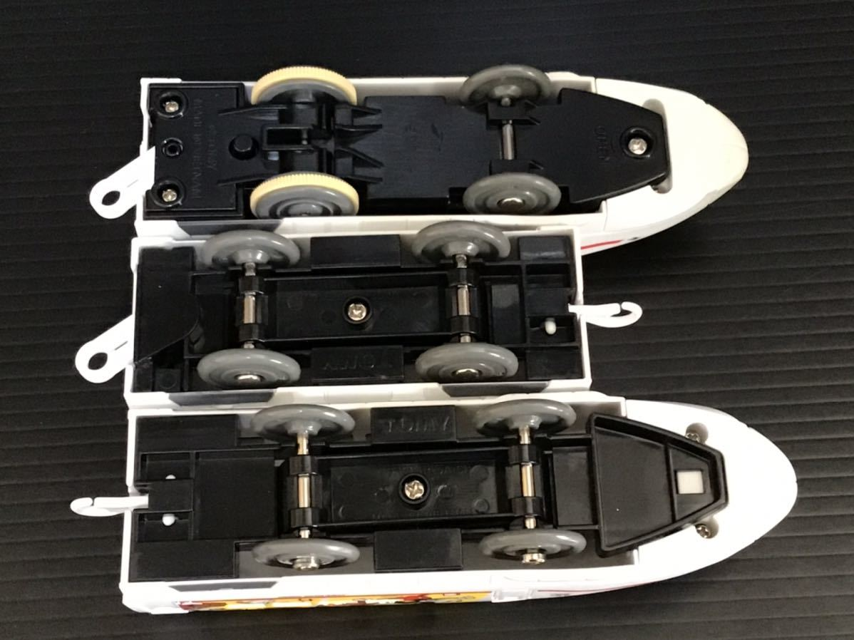 プラレール 車両 大量 新動力モーター JR九州 ワクワクトリップ ミッキー つばめ_画像7