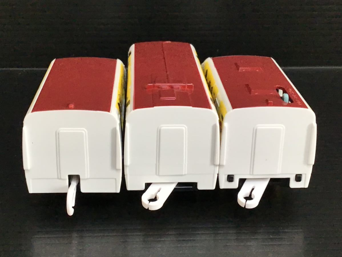 プラレール 車両 大量 新動力モーター JR九州 ワクワクトリップ ミッキー つばめ_画像4