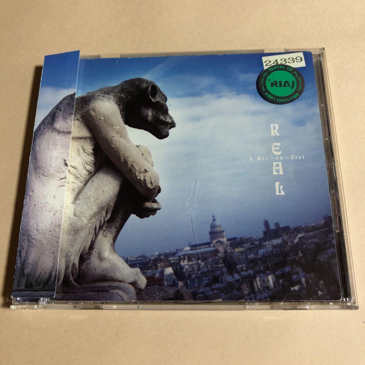 L'Arc-en-Ciel 1CD「REAL」_画像1