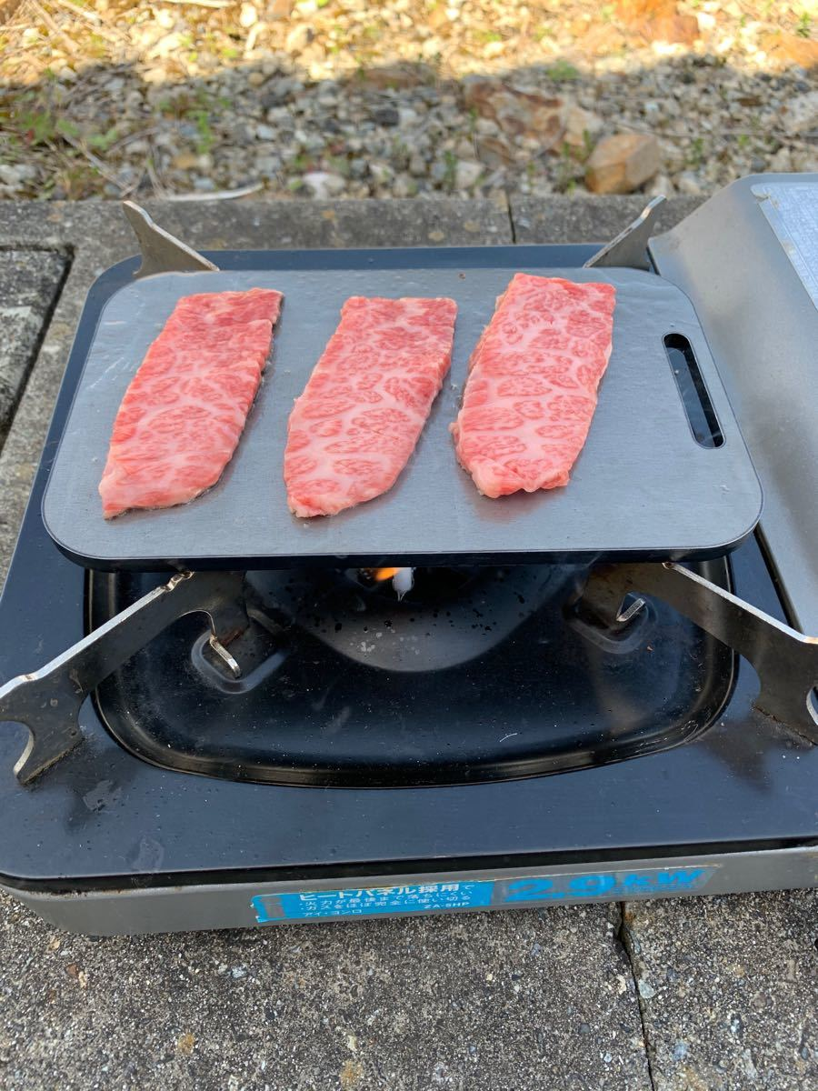 バーベキュー 焼肉 厚板 鉄板 家庭用 コンロ