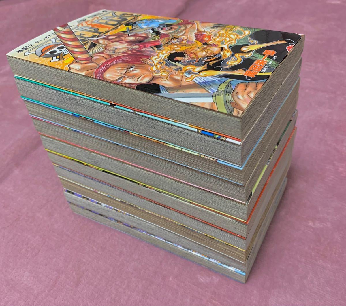 【即購入ok!!】ONE PIECE ワンピース 59〜68巻 セット