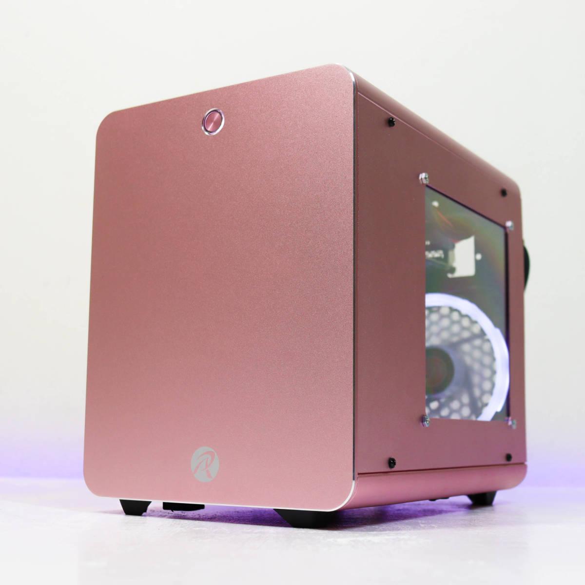 【最大5画面出力小型ハイエンドゲーミングPC】FX/デイトレ/株/i7-6700/ストレージ6000GB/office2020/Wifi接続OK/USB 3.0/領収書可