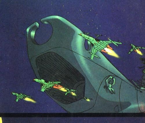 LPレコード 2枚組 さらば宇宙戦艦 ヤマト/愛の戦士たち オリジナル・サウンドトラック盤、ドラマ編_画像6