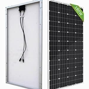 新限定!1480Wの本格自家発電セット!太陽光ソーラーパネルセット180W×6枚&風力発電400W 全天候OK 専門家の完全無料サポート付で安心_画像3