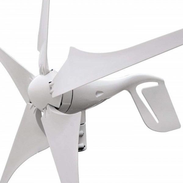 新限定!1480Wの本格自家発電セット!太陽光ソーラーパネルセット180W×6枚&風力発電400W 全天候OK 専門家の完全無料サポート付で安心_画像5