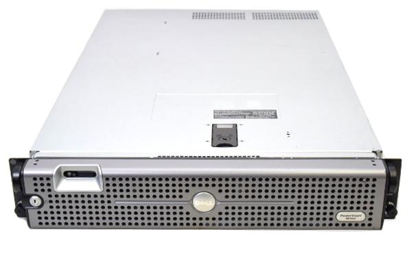DELL PowerVault NF500 III Xeon5110-1.6GHz/2G/750G*4/RAID/DVD_画像1