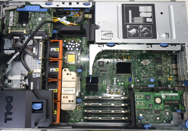 DELL PowerVault NF500 III Xeon5110-1.6GHz/2G/750G*4/RAID/DVD_画像3