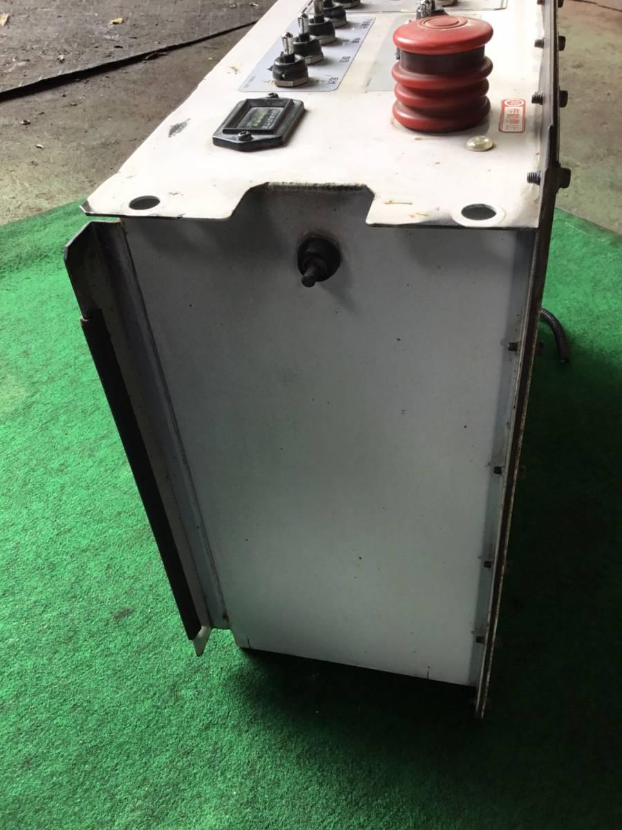 H.15年 アイチ 高所作業車 下部操作盤 ヤフオク Xf5 20523 即日発送可 SS10A_画像6