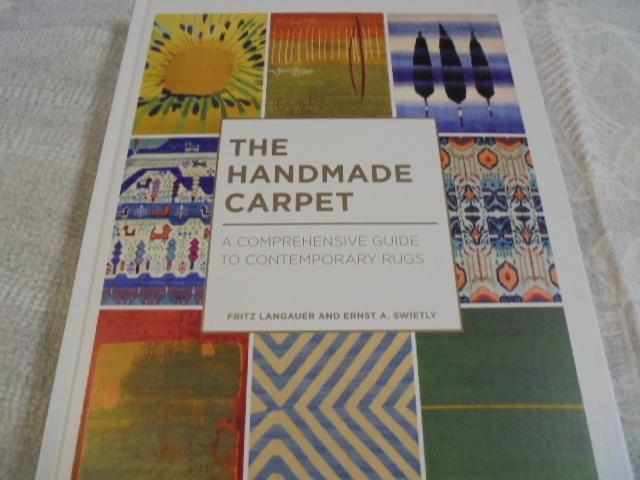 洋書The Handmade Carpet 世界の手作りカーペットガイド 美しい写真集 伝統的ラグと敷物 知識 歴史