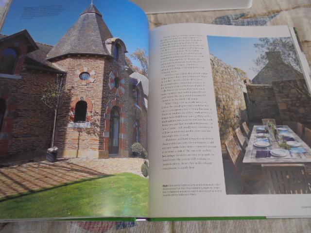 洋書Modern Country フランス 最高のモダンカントリースタイル 海辺 山 田舎 インスピレーション
