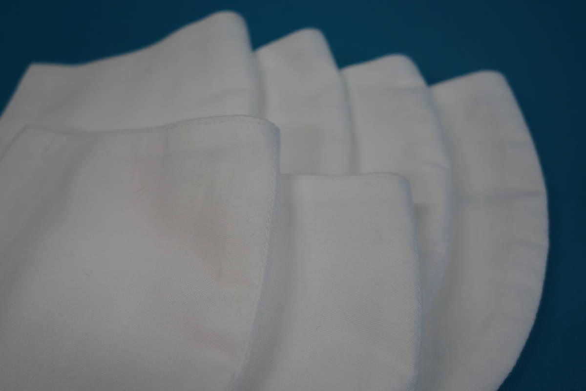 ◆綿100% ◆晒 ◆白 ◆シンプル ◆マスク用ゴム ◆立体 ◆ハンドメイド ◆使い捨てマスク節約 ◆マスクカバー ◆インナー_画像7