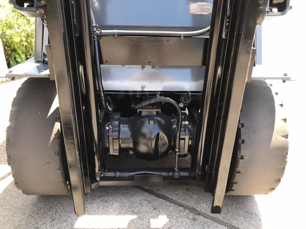 「ニッサン ユニキャリア・FHD30T5・ターボディーゼル・AT・2016年・フォーク180cm」の画像3