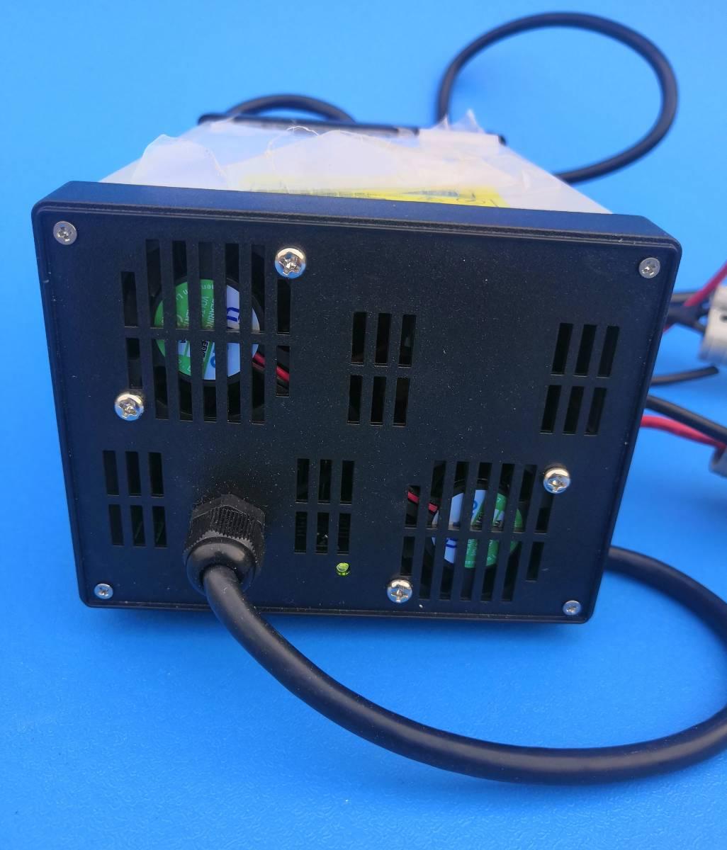 鉛バッテリー6本直列充電器コムスのバッテリー充電に充電器故障したコムスへの充電に使えます_画像7