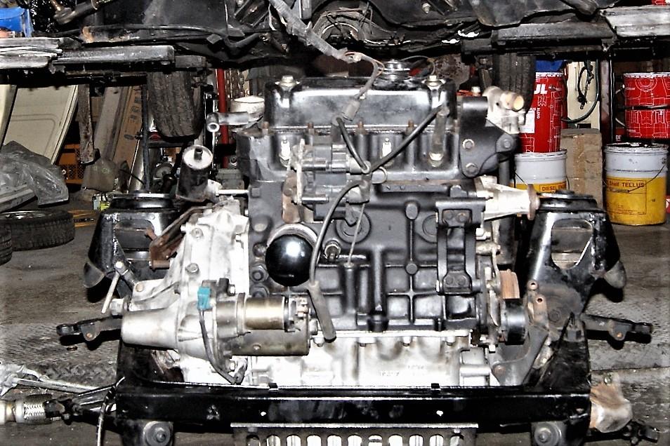 「ミニクーパー4MT最終型 エンジンOH済み車です。」の画像2