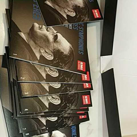 オットー・クレンペラー ★ロマン派 CD10枚組ボックス Otto Klemperer: Romantic Symphonies & Overtures _画像3