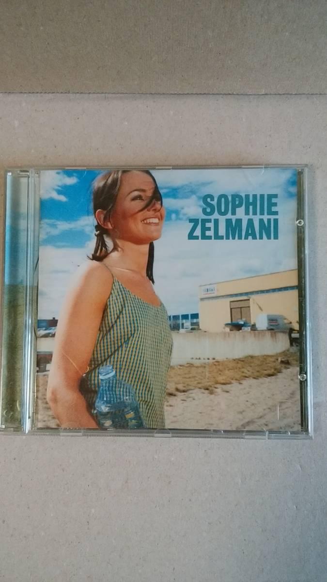 CD/ポップス SOPHIE ZELMANI / SOPHIE ZELMANI 1995年 中古_画像1