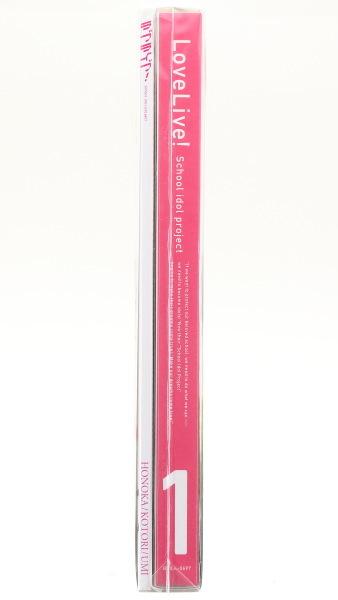 【未使用/送料無料】 ラブライブ! 1 ブルーレイ Blu-ray+CD 初回限定版 (申込券、シリアルコード、特製カードLoveca+なし)