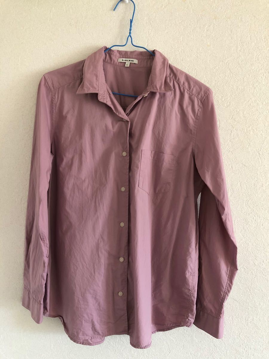 シャツ 長袖シャツ