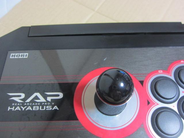 HORI リアルアーケードPro.V HAYABUSA for PlayStation4 / PlayStation3 / PC