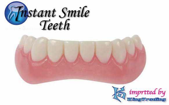 正規品直送最安/インスタントスマイル下用 美白 矯正 入歯_日本総代理店からの販売で安心できます