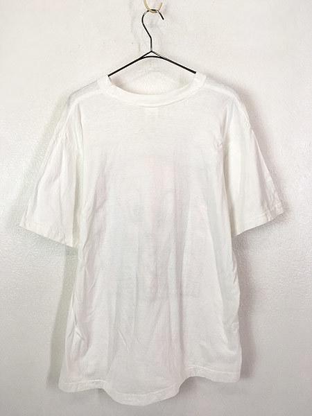 古着 90s LOONEY TUNES TWEETY トゥイーティー キャラクター BIG プリント コットン Tシャツ L 古着_画像3