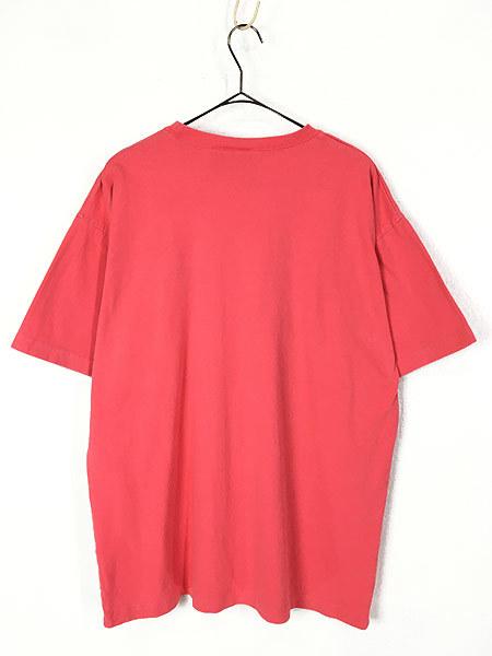 古着 90s LOONEY TUNES TWEETY トゥイーティー シルベスター キャラクター 刺しゅう 100%コットン Tシャツ L 古着_画像2