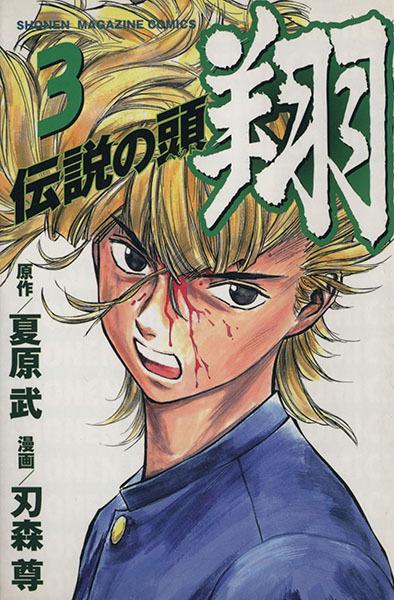伝説の頭 翔(3) マガジンKCShonen magazine comics/刃森尊(著者)_画像1