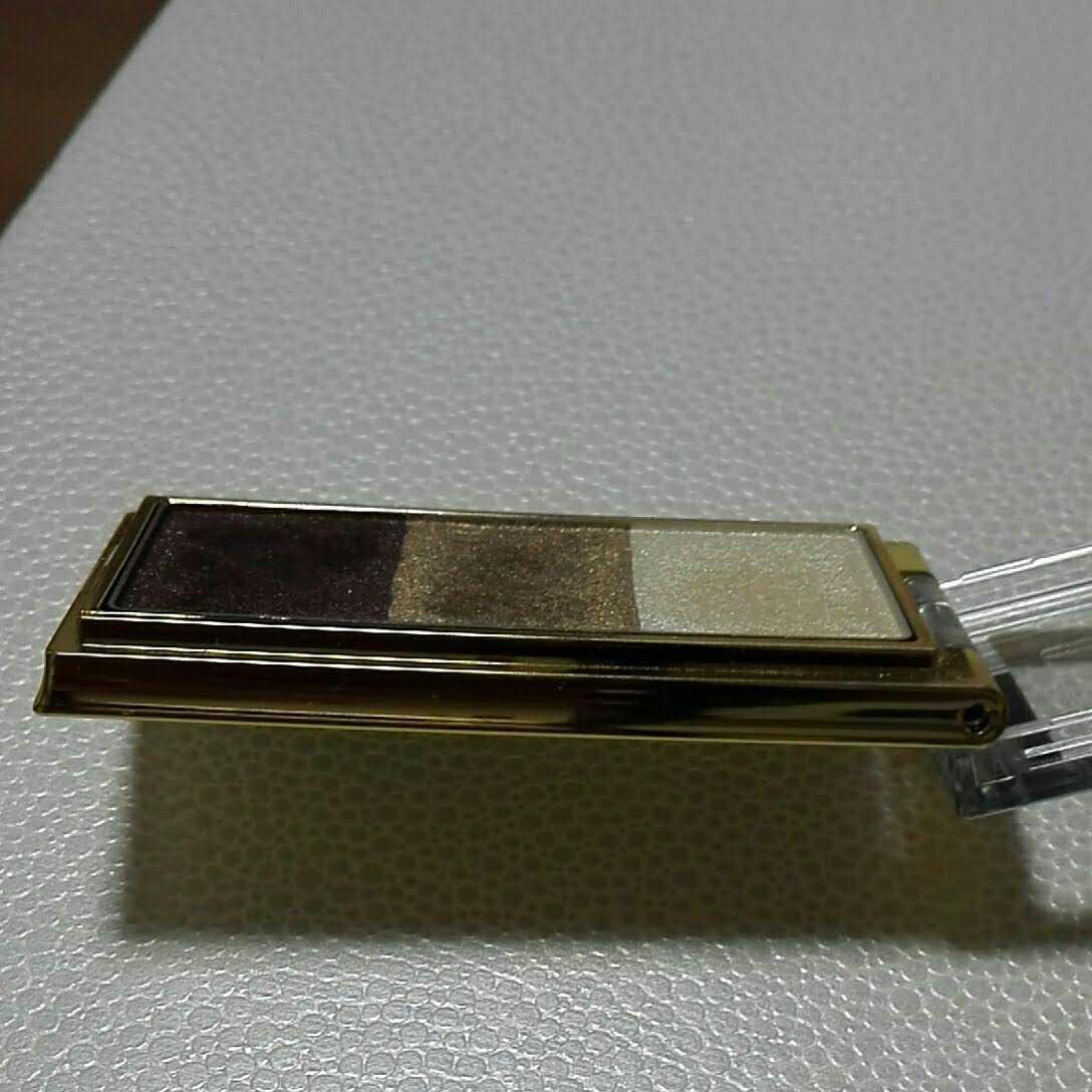 サナ エクセル スリークシャドウ 04 ゴールドカーキ アイシャドー Excel ノエビア
