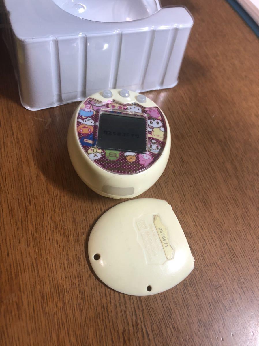 Tamagotchi m!x(たまごっちみくす) サンリオキャラクターズ m!x ver.☆本体_画像4