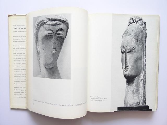 洋書◆彫刻作品写真集 ドイツ語 本 工芸品_画像3