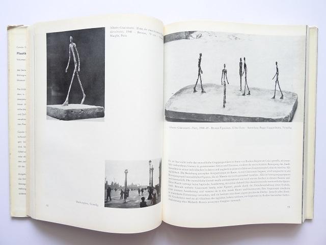 洋書◆彫刻作品写真集 ドイツ語 本 工芸品_画像6