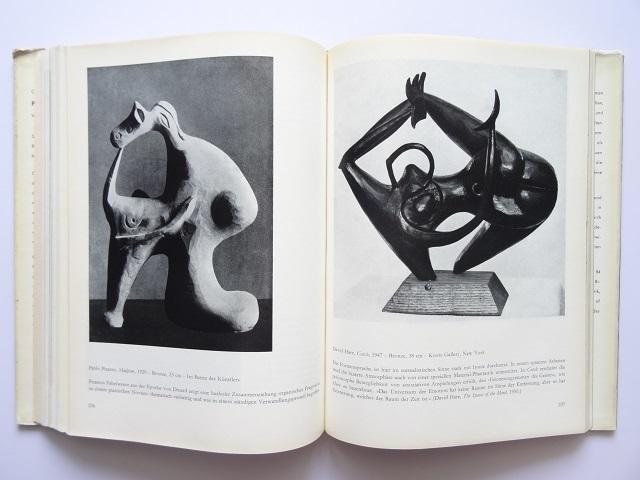 洋書◆彫刻作品写真集 ドイツ語 本 工芸品_画像9