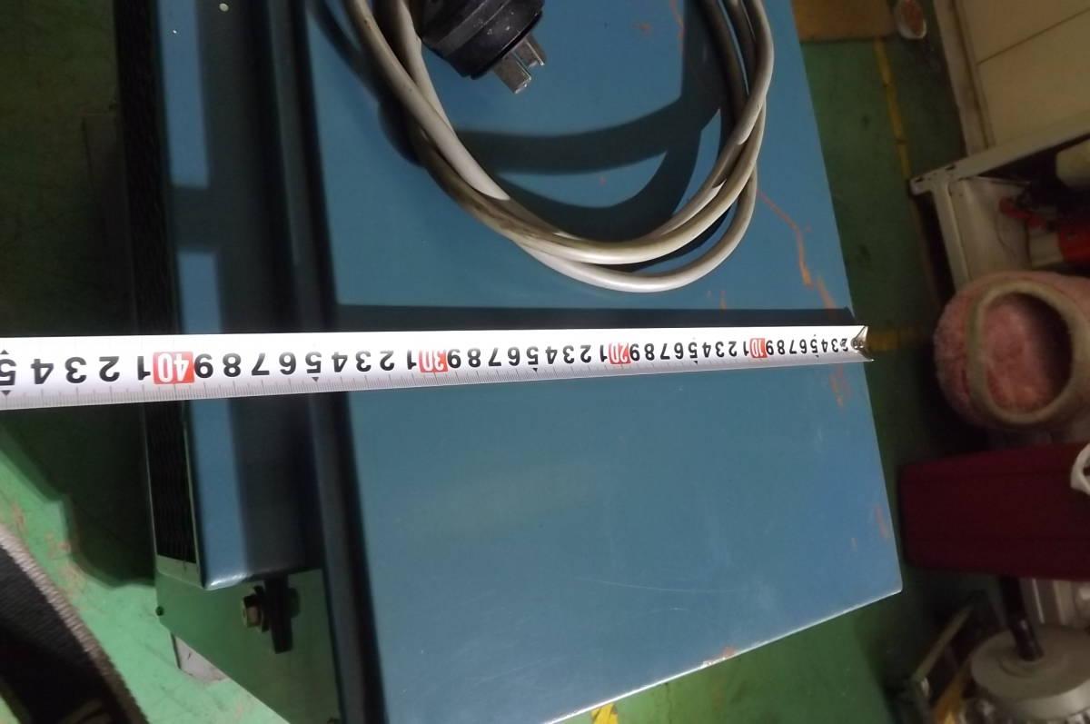 淀川電機 製作所 集塵機 グラインダー 研磨機 サンダー ベルト 研磨機 破砕機 粉砕機_画像4
