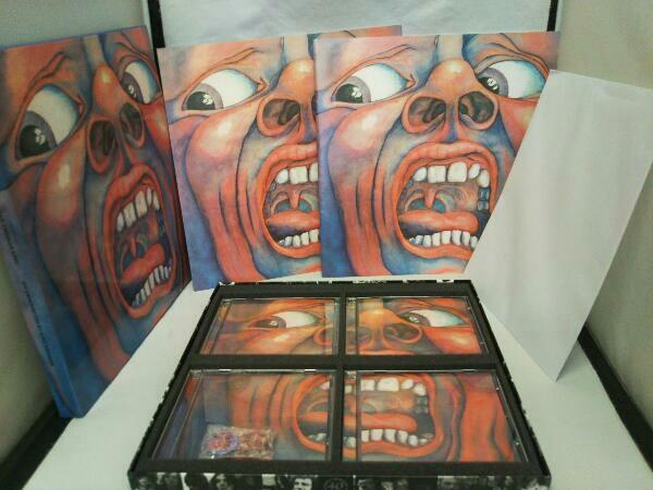 キング・クリムゾン CD クリムゾン・キングの宮殿 デビュー40周年記念エディション完全限定盤 ボックス・セット(紙ジャケット仕様)_画像3