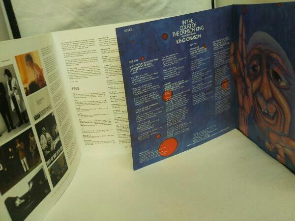キング・クリムゾン CD クリムゾン・キングの宮殿 デビュー40周年記念エディション完全限定盤 ボックス・セット(紙ジャケット仕様)_画像8