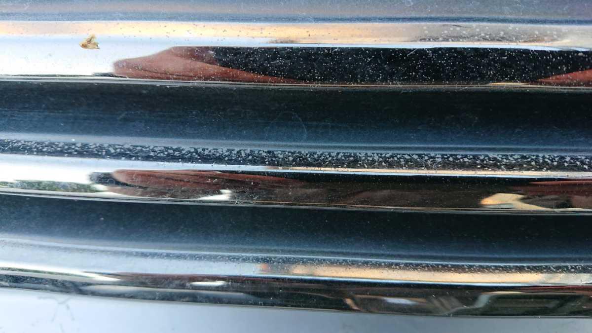 日産 エルグランド E51 純正 フロントグリル ハイウェイスター 中古品 ジャンク 修理 補修 事故 板金 予備 部品 格安 カスタム ベース_画像3