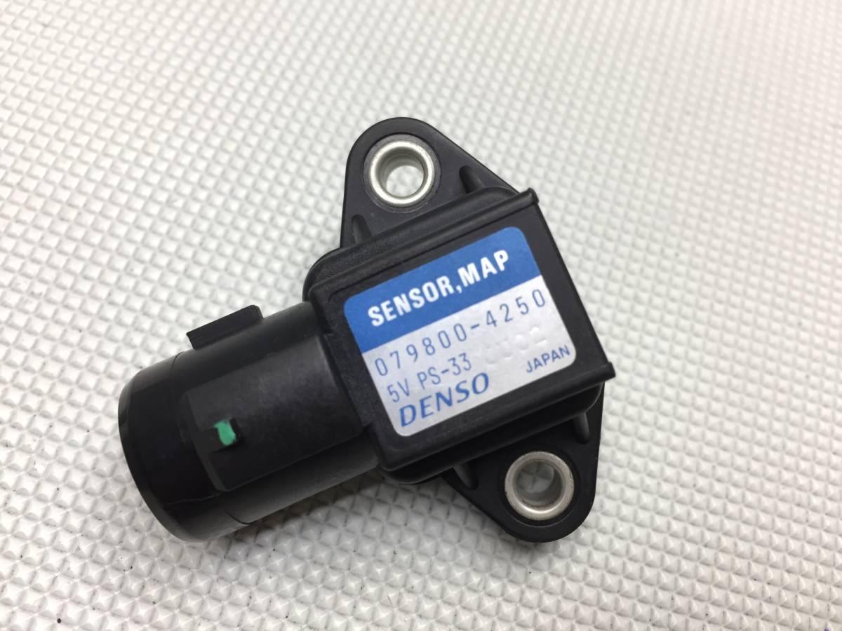 ホンダ JD1 ザッツ JB1 ライフ 等 MAPセンサー マップセンサー E07Z DENSO 079800-4250